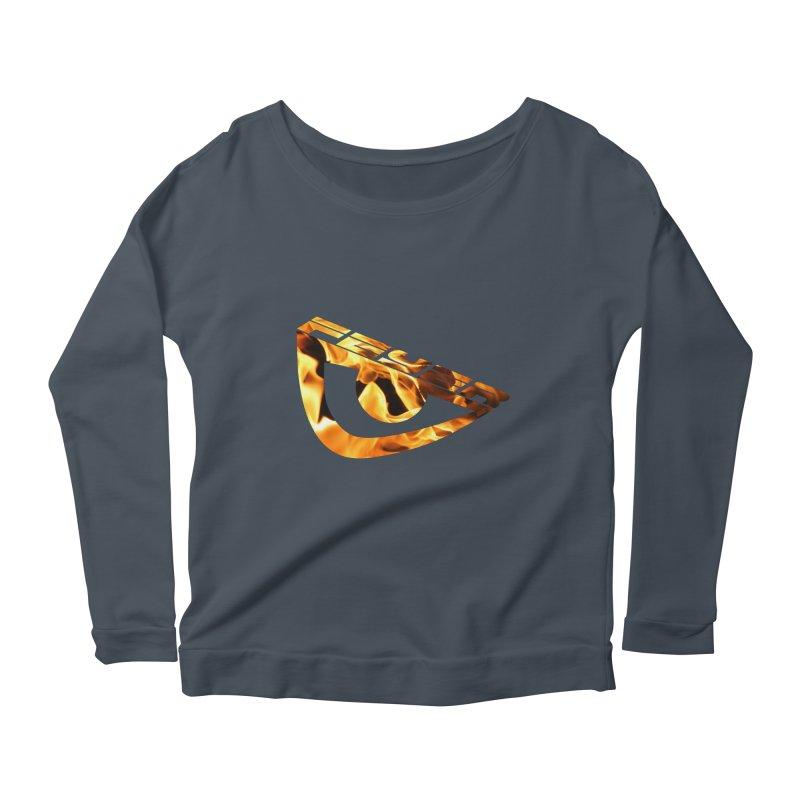 Feyer Women's Scoop Neck Longsleeve T-Shirt by uniquego's Artist Shop
