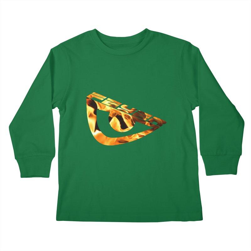 Feyer Kids Longsleeve T-Shirt by uniquego's Artist Shop