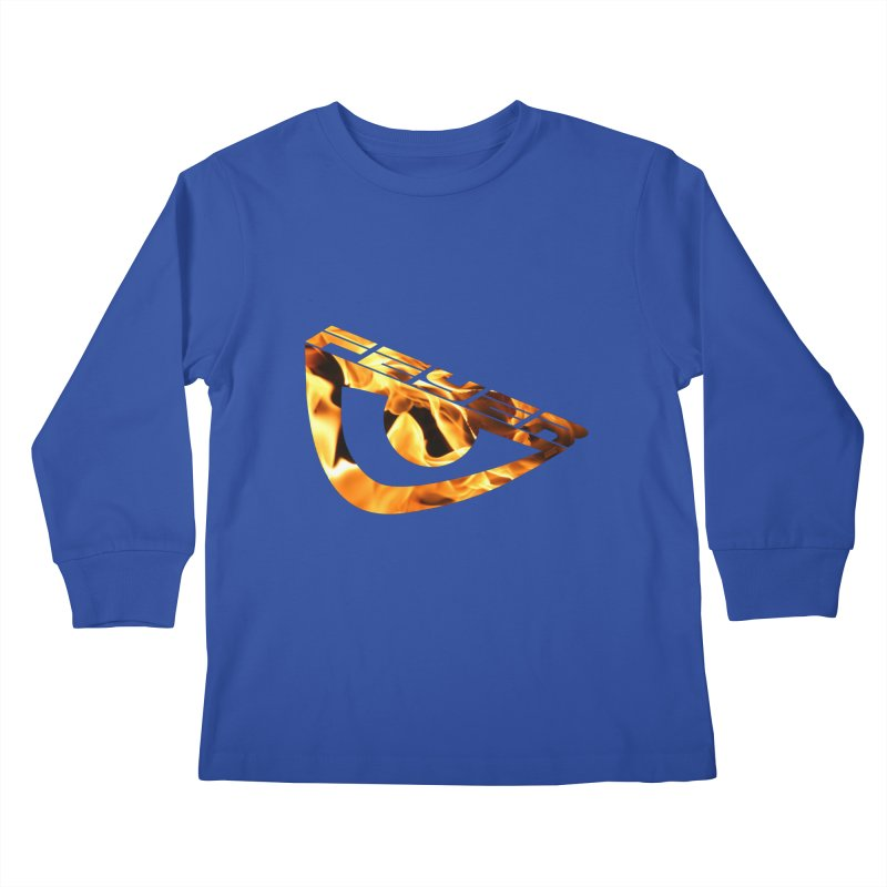 Feyer Kids Longsleeve T-Shirt by uniquego's Artist Shop