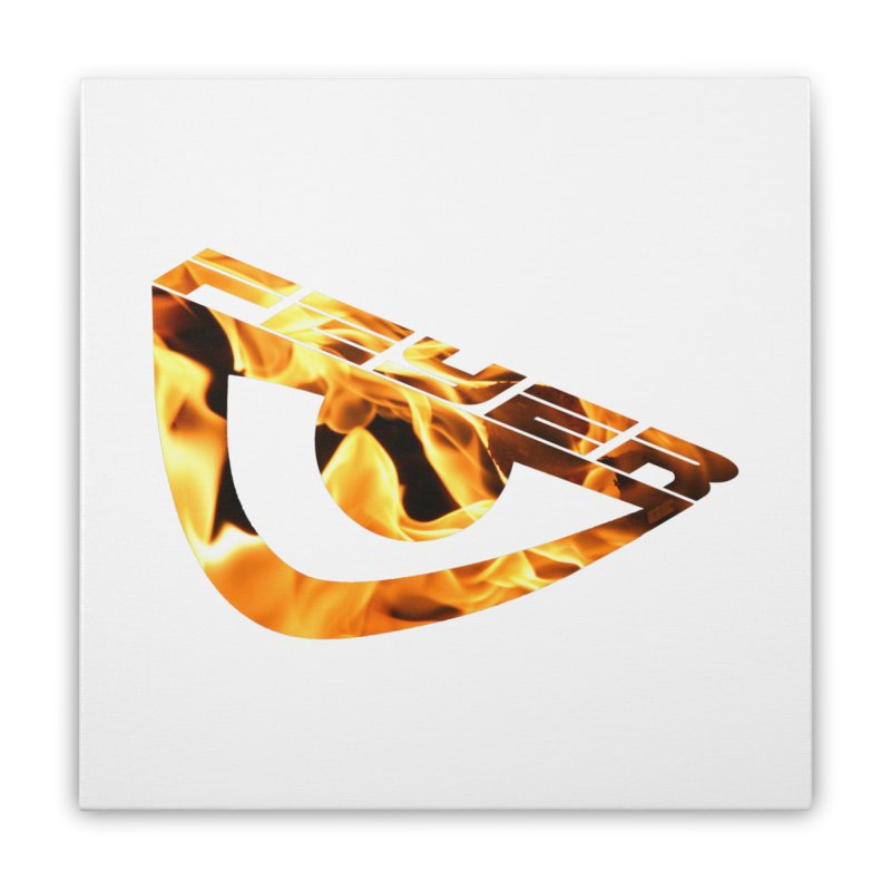 Feyer Home Stretched Canvas by uniquego's Artist Shop