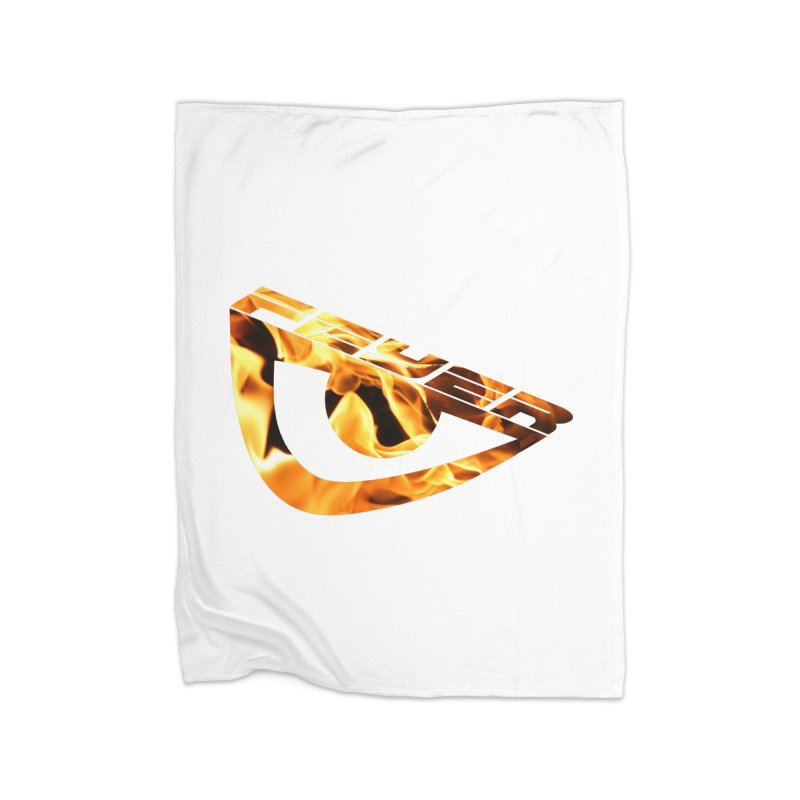 Feyer Home Fleece Blanket Blanket by uniquego's Artist Shop