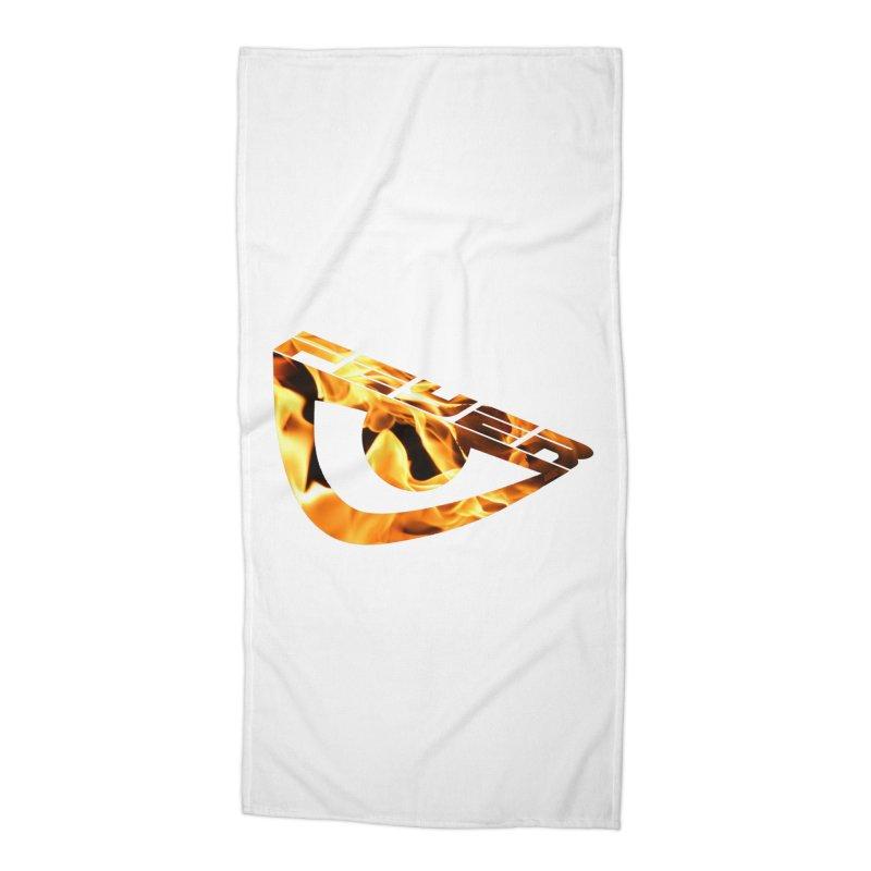 Feyer Accessories Beach Towel by uniquego's Artist Shop