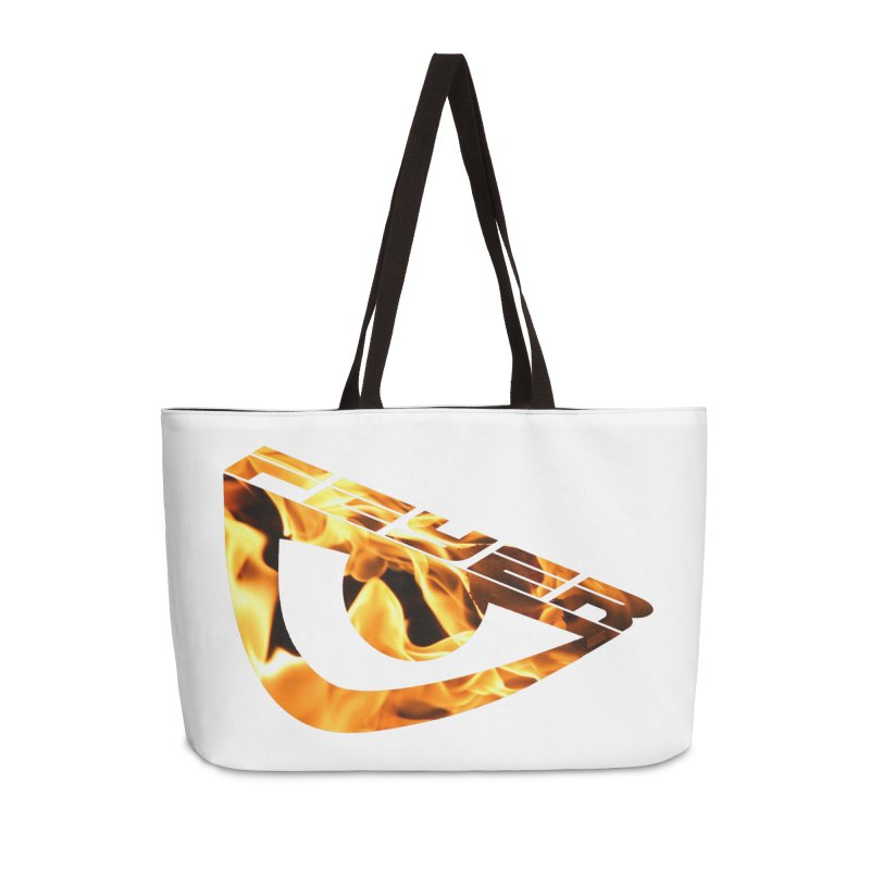 Feyer Accessories Weekender Bag Bag by uniquego's Artist Shop