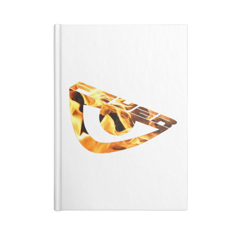 Feyer Accessories Lined Journal Notebook by uniquego's Artist Shop