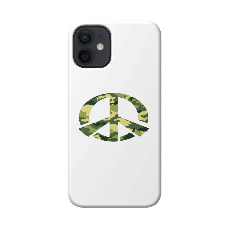 Peace - Camo Edition Accessories Phone Case by uniquego's Artist Shop