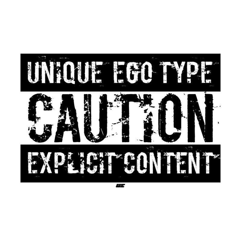 Unique Ego Type - Explicit Content Edition Accessories Mug by uniquego's Artist Shop