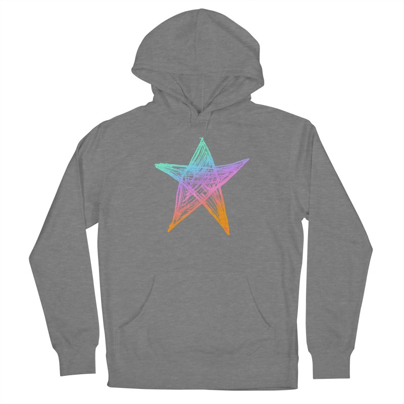 Like A Star Women's Pullover Hoody by uniquego's Artist Shop