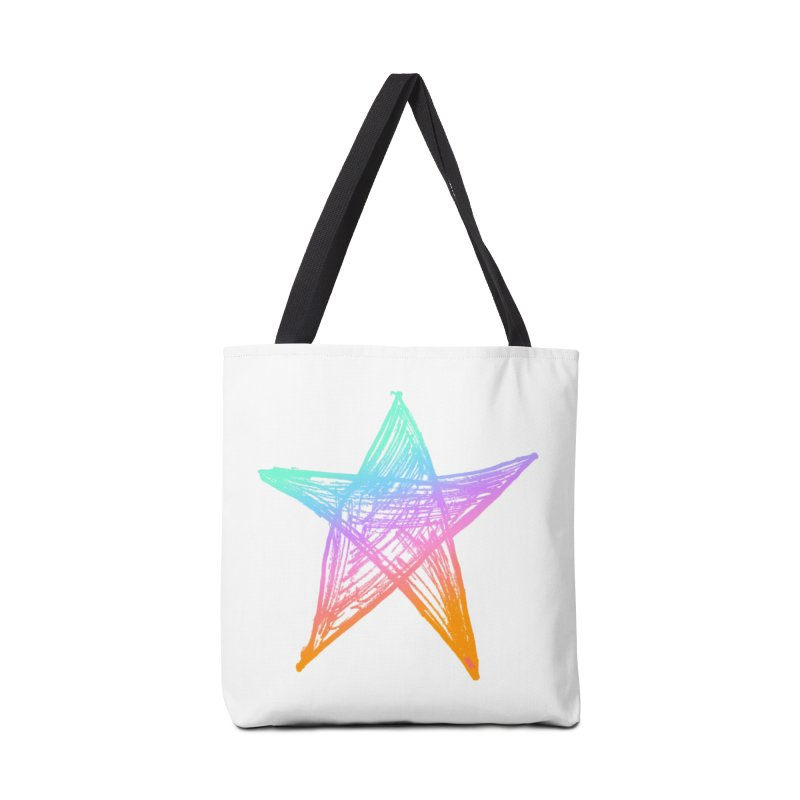 Like A Star Accessories Tote Bag Bag by uniquego's Artist Shop