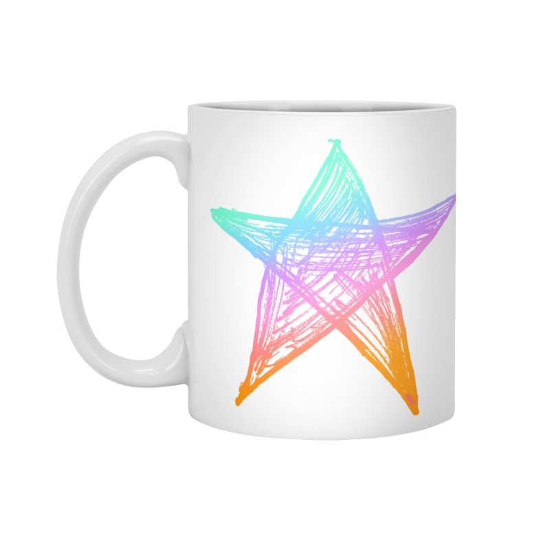 Like A Star Accessories Standard Mug by uniquego's Artist Shop
