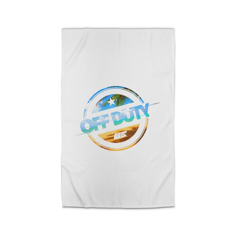 Off Duty - Beach Edition Home Rug by uniquego's Artist Shop