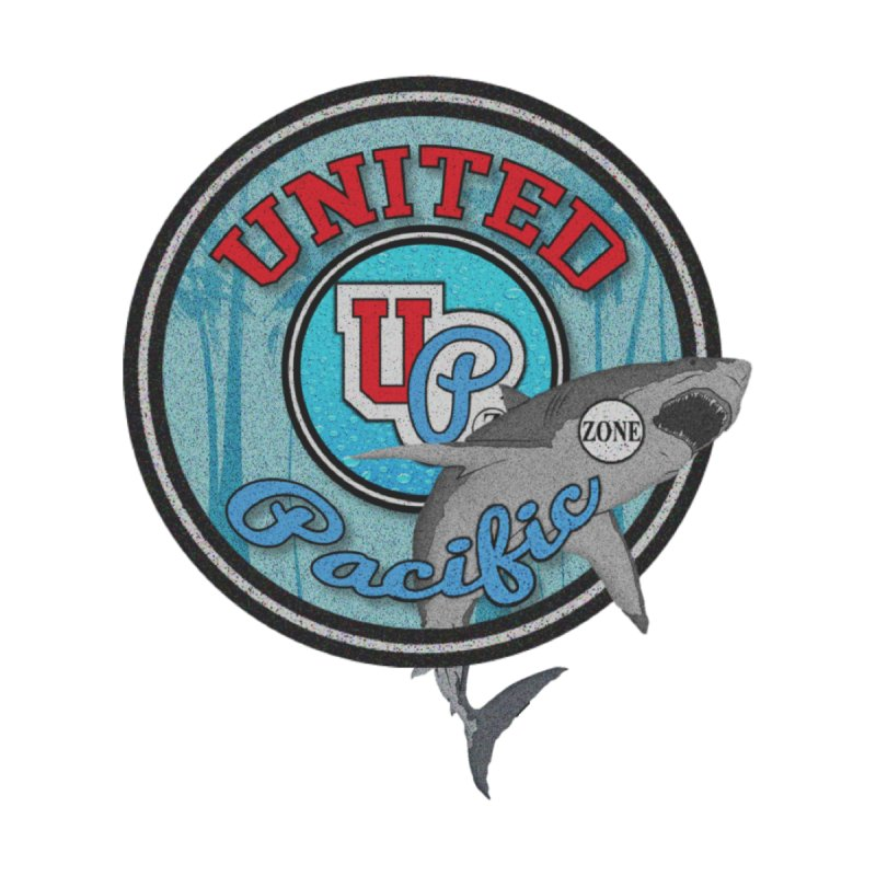 UPZ Shark Logo by UNITED PACIFIC ZONE