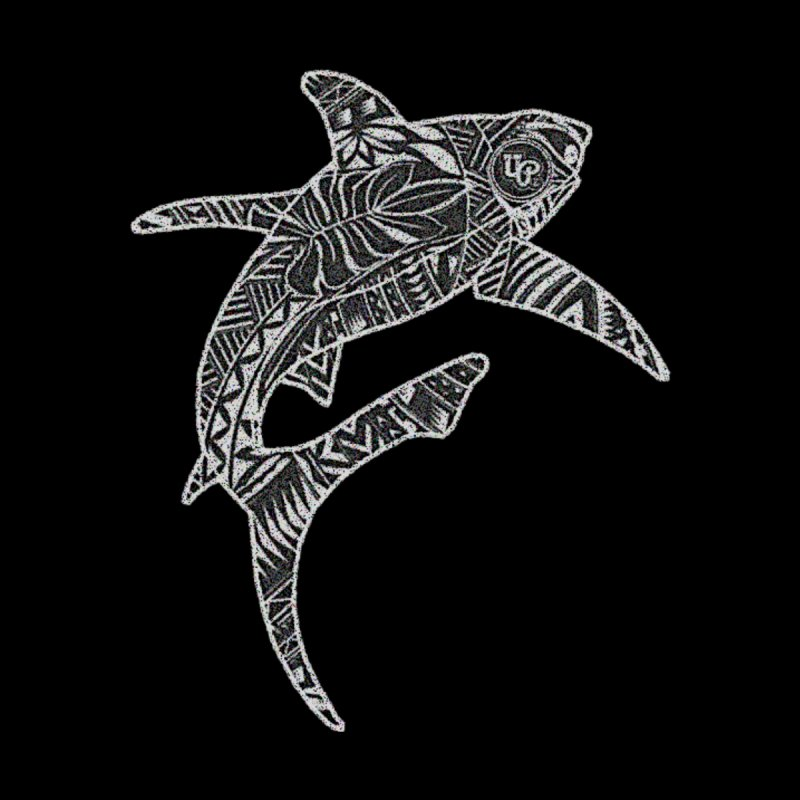 UPZ Tribal Shark by UNITED PACIFIC ZONE