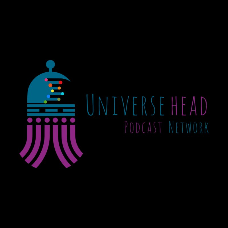 universeSquid w/text by Universehead Podcast Network Store