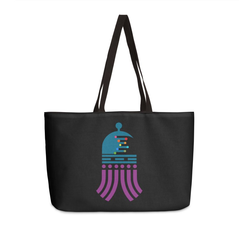 universeSquid Accessories Weekender Bag Bag by Universehead Podcast Network Store