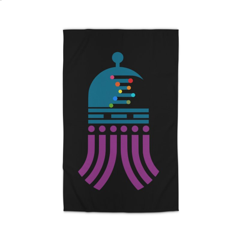 universeSquid Home Rug by Universehead Podcast Network Store