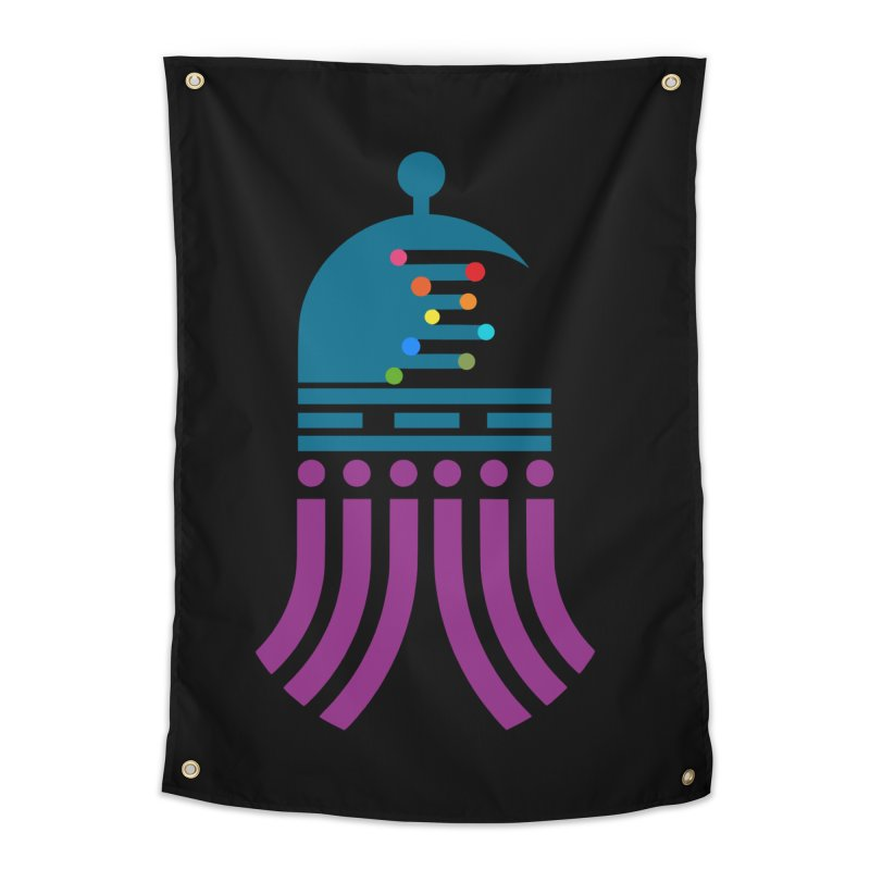 universeSquid Home Tapestry by Universehead Podcast Network Store