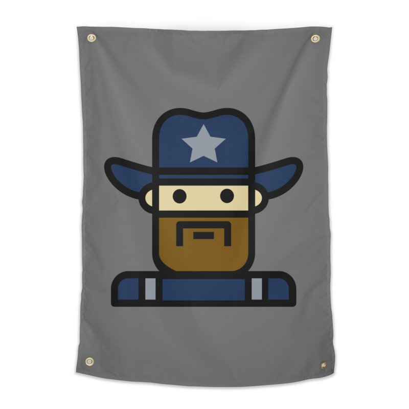 Team Dan Home Tapestry by Universehead Podcast Network Store