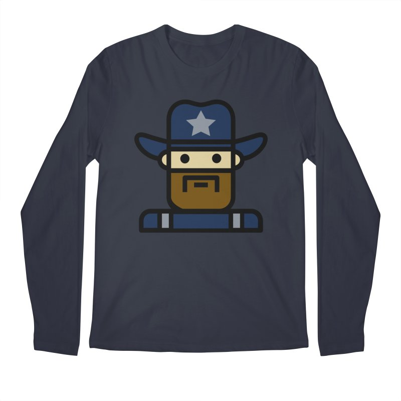 Team Dan Men's Regular Longsleeve T-Shirt by Universehead Podcast Network Store