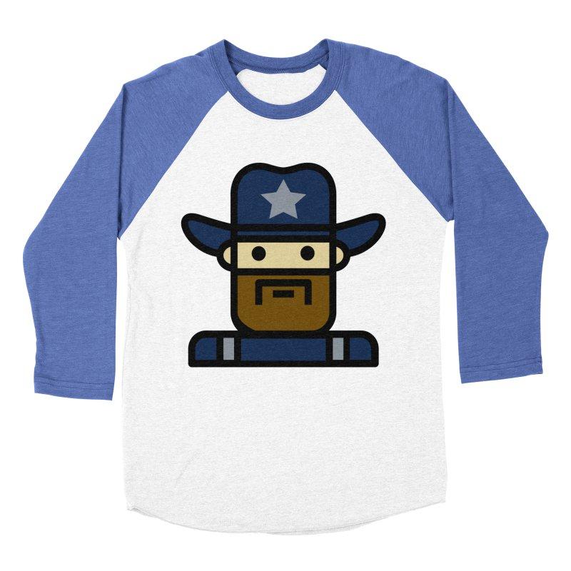 Team Dan Men's Baseball Triblend Longsleeve T-Shirt by Universehead Podcast Network Store