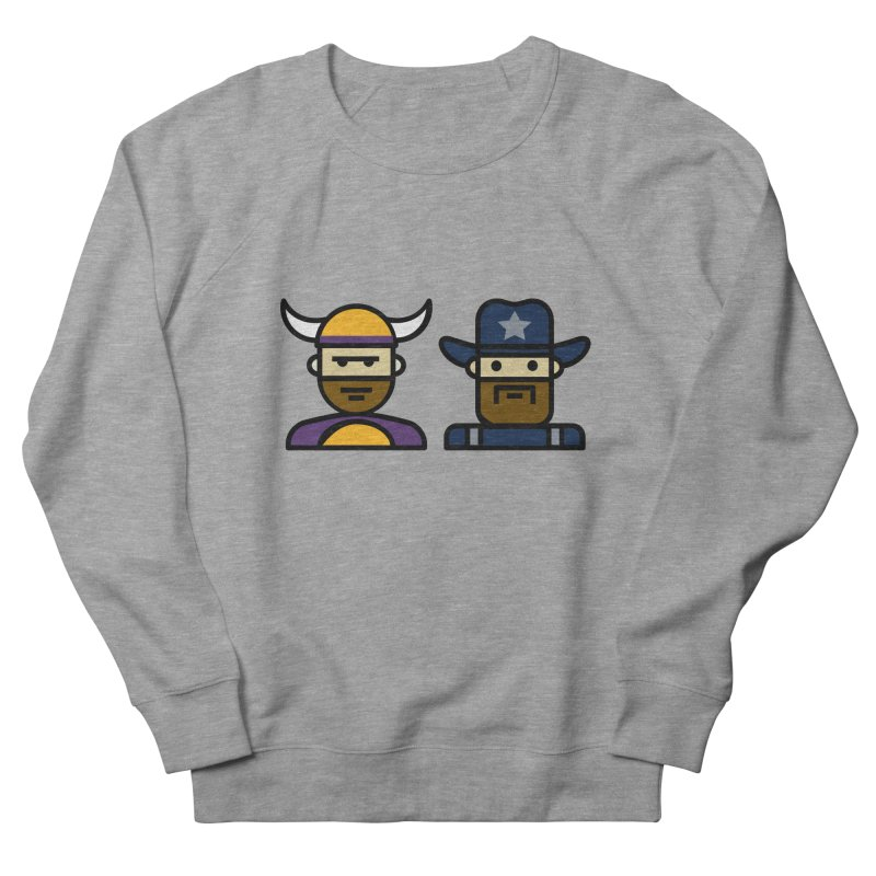 Team Push Off Men's French Terry Sweatshirt by Universehead Podcast Network Store