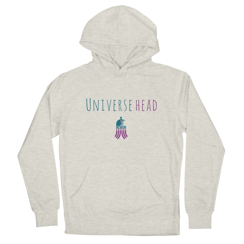 Universehead Women's French Terry Pullover Hoody by Universehead Podcast Network Store