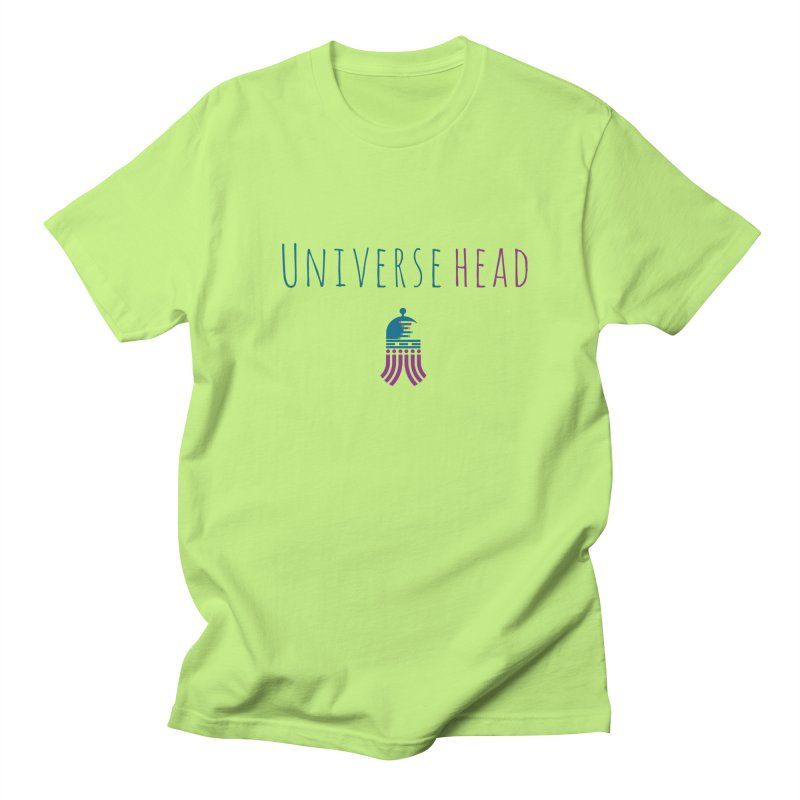 Universehead Women's Regular Unisex T-Shirt by Universehead Podcast Network Store