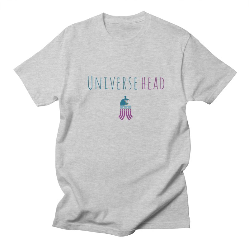 Universehead Men's Regular T-Shirt by Universehead Podcast Network Store