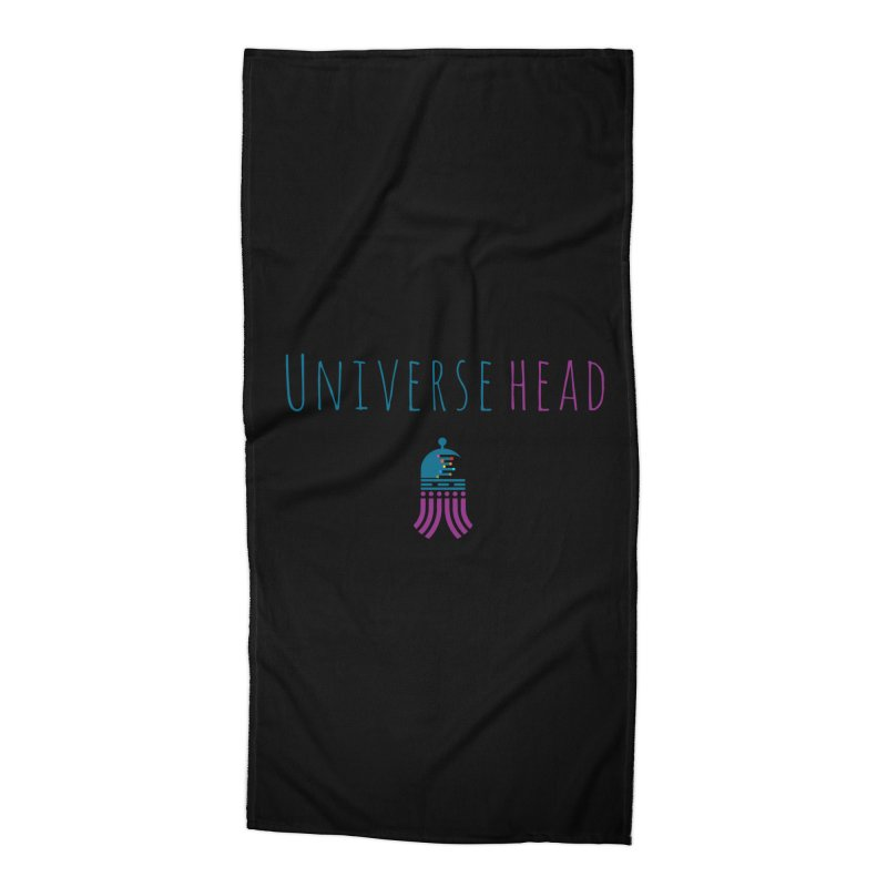 Universehead Accessories Beach Towel by Universehead Podcast Network Store