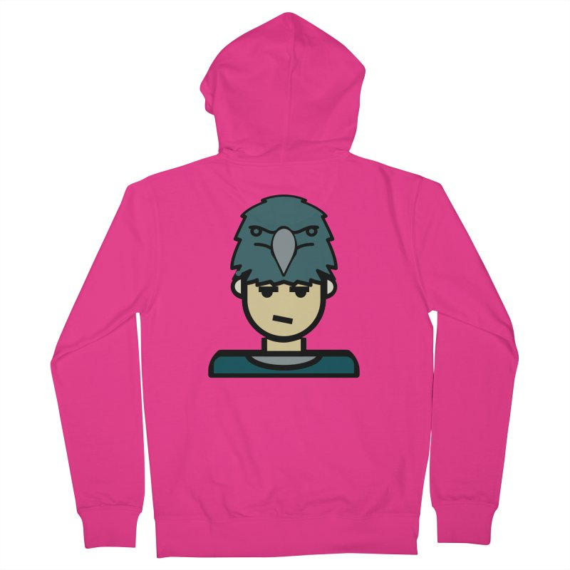 Team Todd Men's French Terry Zip-Up Hoody by Universehead Podcast Network Store