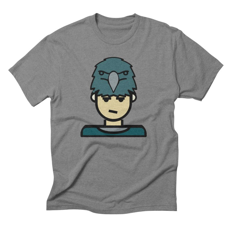 Team Todd Men's Triblend T-Shirt by Universehead Podcast Network Store