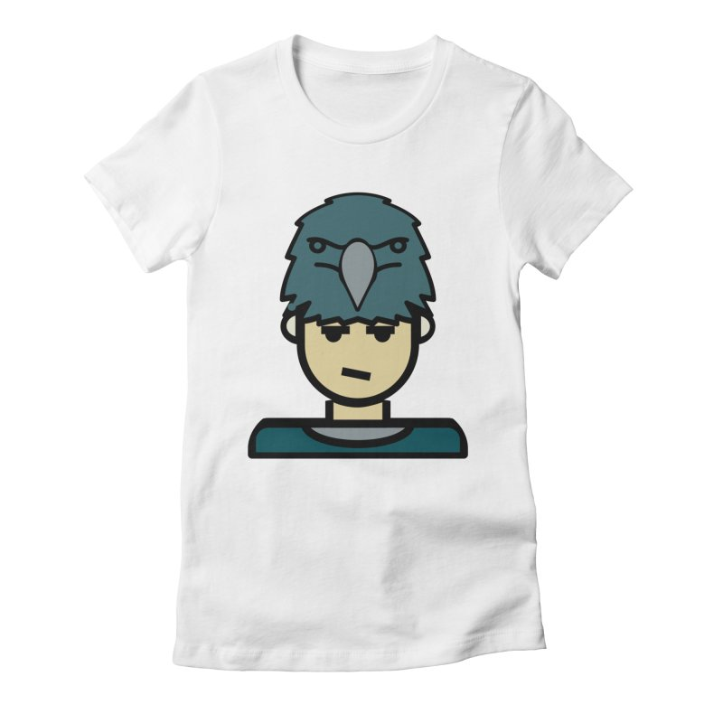Team Todd Women's Fitted T-Shirt by Universehead Podcast Network Store