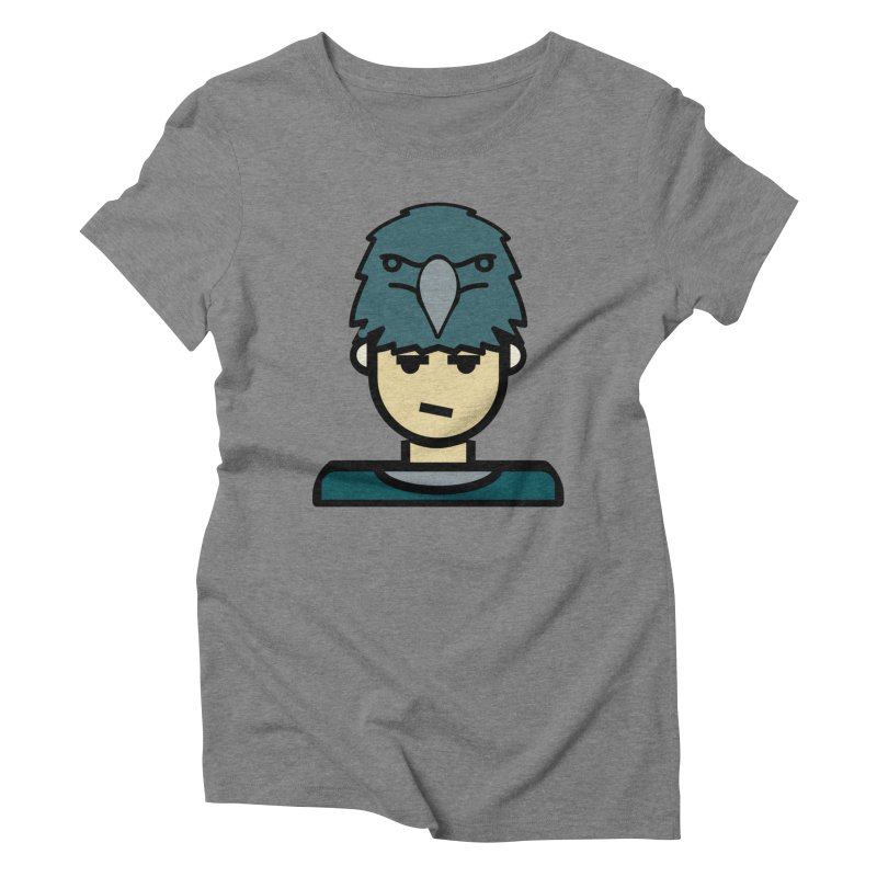 Team Todd Women's Triblend T-Shirt by Universehead Podcast Network Store
