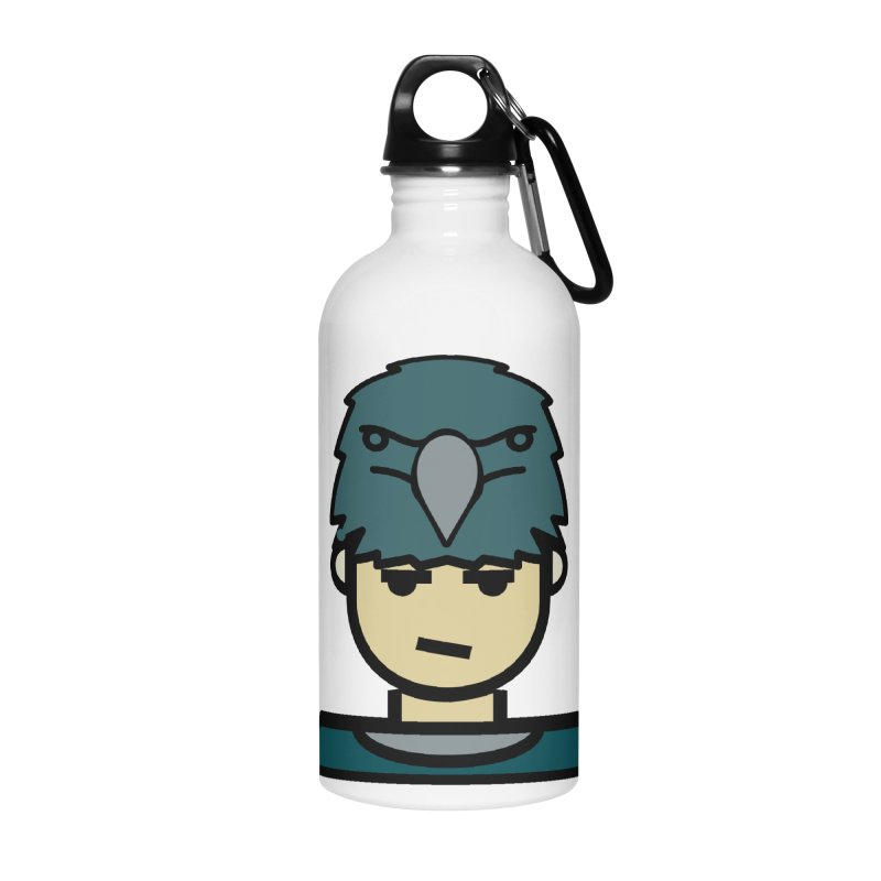 Team Todd Accessories Water Bottle by Universehead Podcast Network Store