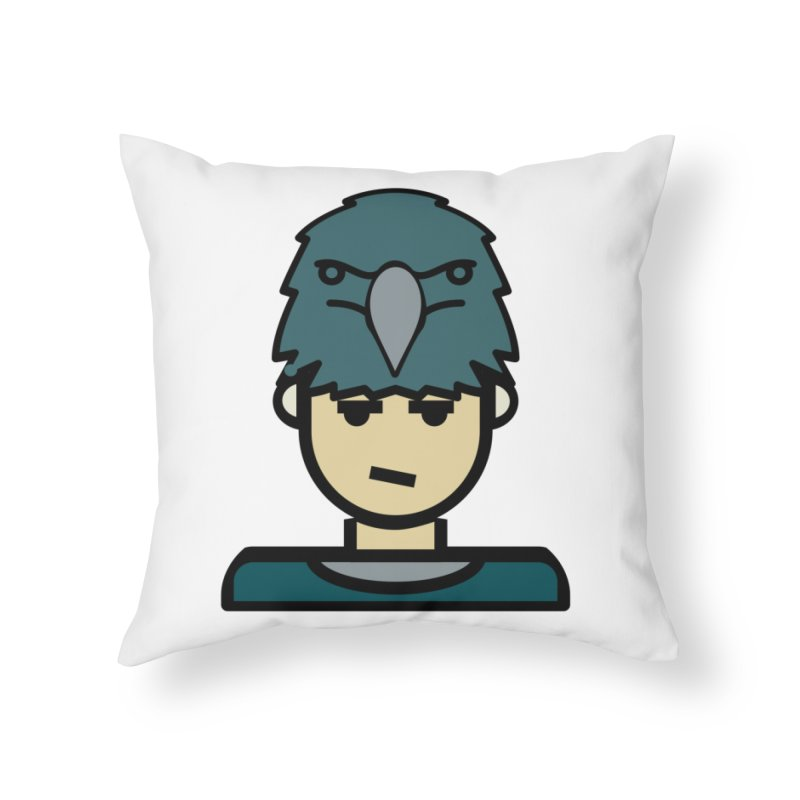 Team Todd Home Throw Pillow by Universehead Podcast Network Store
