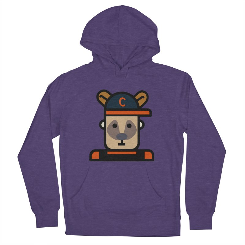 Team Kenny Women's French Terry Pullover Hoody by Universehead Podcast Network Store