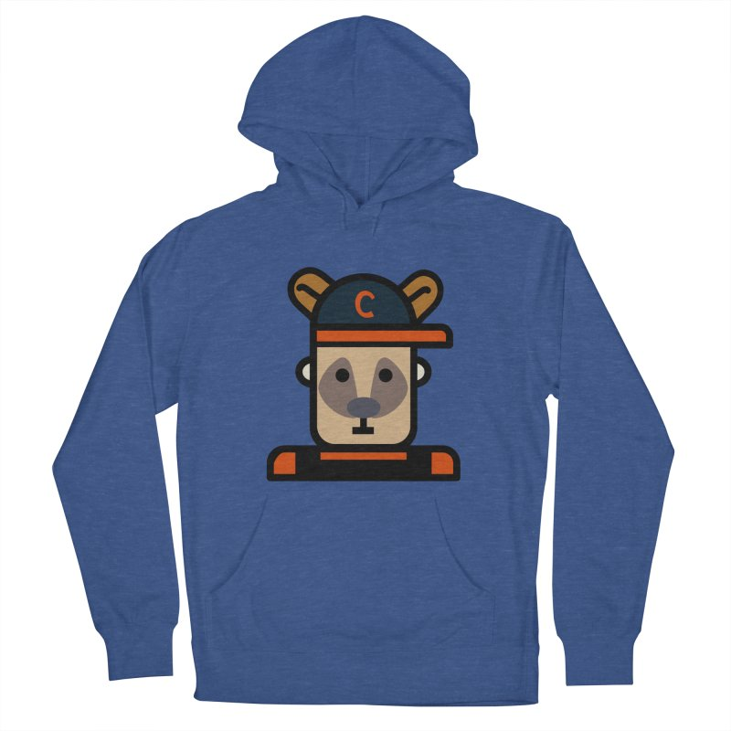 Team Kenny Men's French Terry Pullover Hoody by Universehead Podcast Network Store