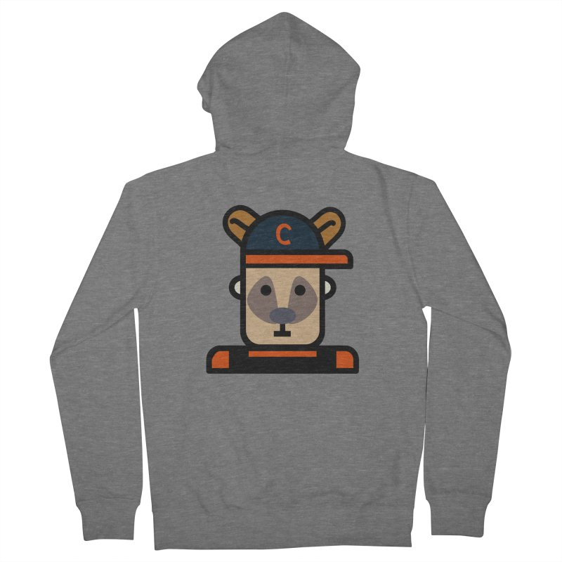 Team Kenny Men's French Terry Zip-Up Hoody by Universehead Podcast Network Store