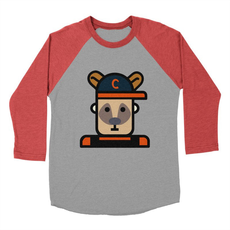 Team Kenny Women's Baseball Triblend Longsleeve T-Shirt by Universehead Podcast Network Store