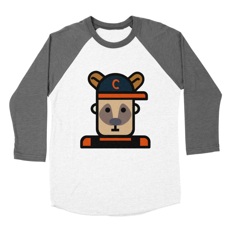 Team Kenny Men's Baseball Triblend Longsleeve T-Shirt by Universehead Podcast Network Store
