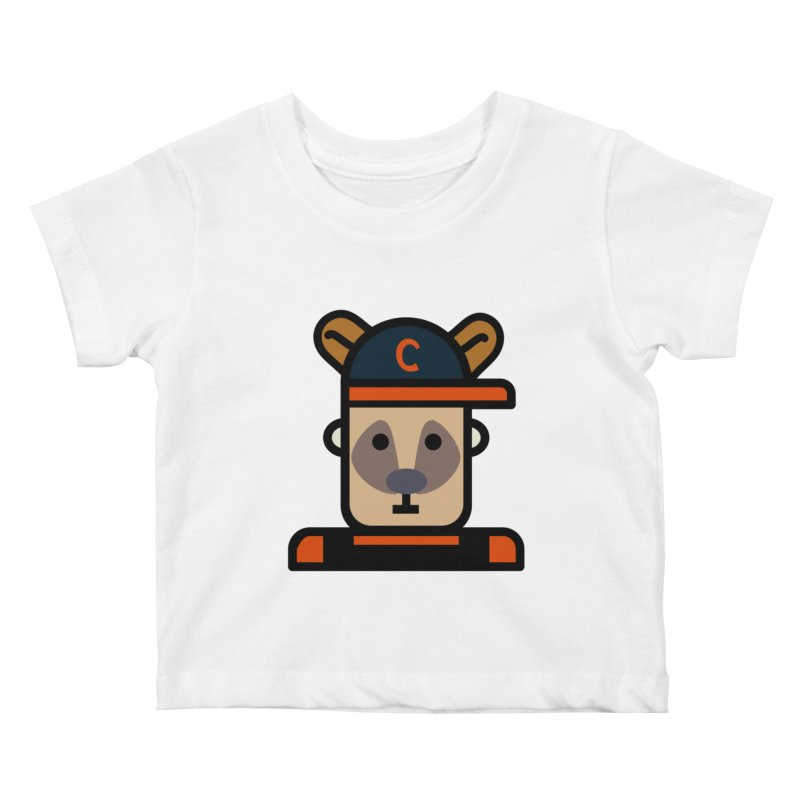 Team Kenny Kids Baby T-Shirt by Universehead Podcast Network Store