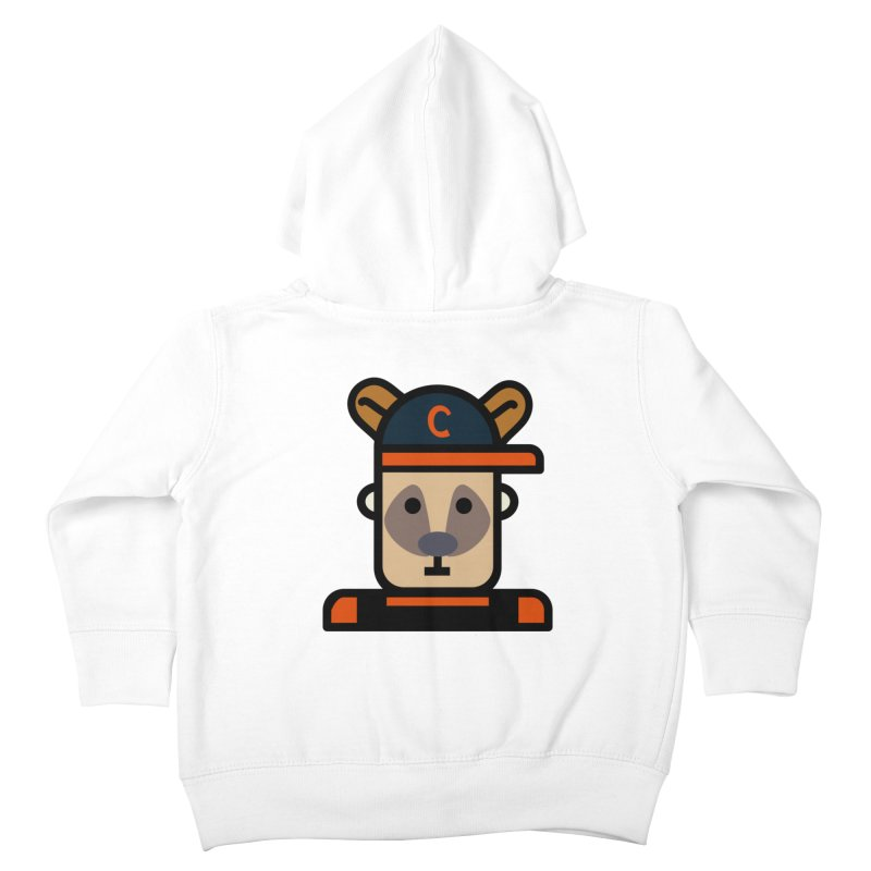 Team Kenny Kids Toddler Zip-Up Hoody by Universehead Podcast Network Store