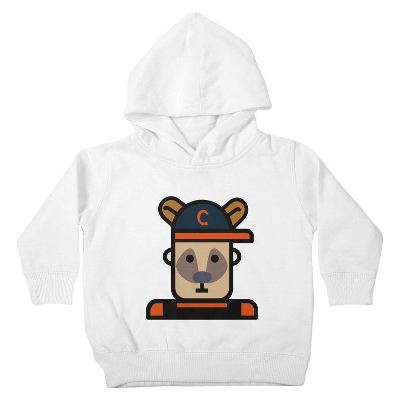Team Kenny Kids Toddler Pullover Hoody by Universehead Podcast Network Store
