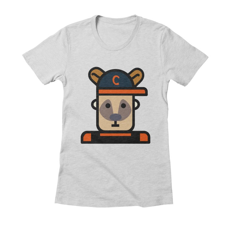 Team Kenny Women's Fitted T-Shirt by Universehead Podcast Network Store