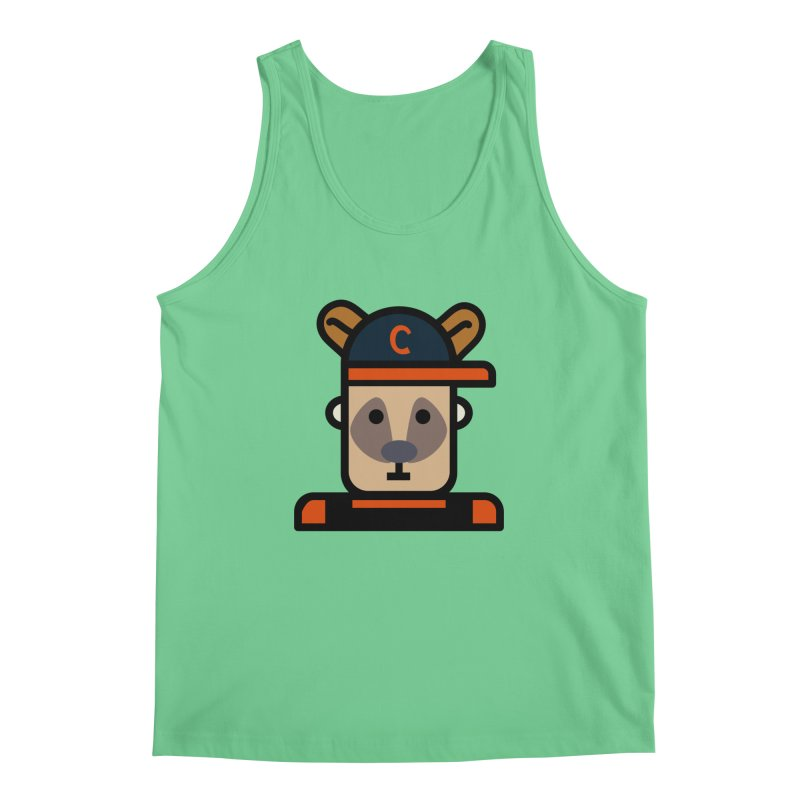 Team Kenny Men's Regular Tank by Universehead Podcast Network Store