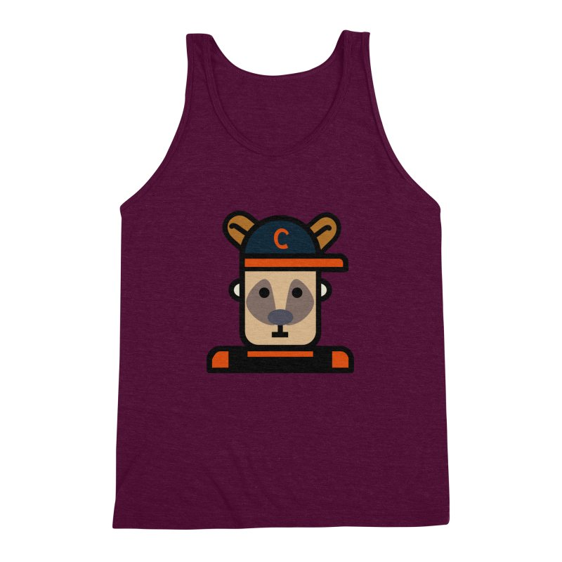 Team Kenny Men's Triblend Tank by Universehead Podcast Network Store