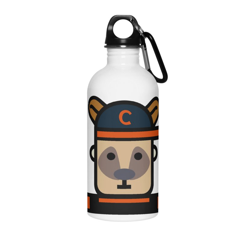 Team Kenny Accessories Water Bottle by Universehead Podcast Network Store