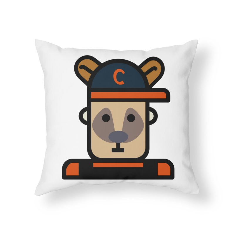 Team Kenny Home Throw Pillow by Universehead Podcast Network Store