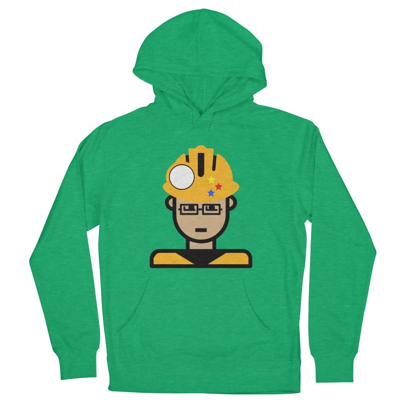 Team Chris Men's French Terry Pullover Hoody by Universehead Podcast Network Store