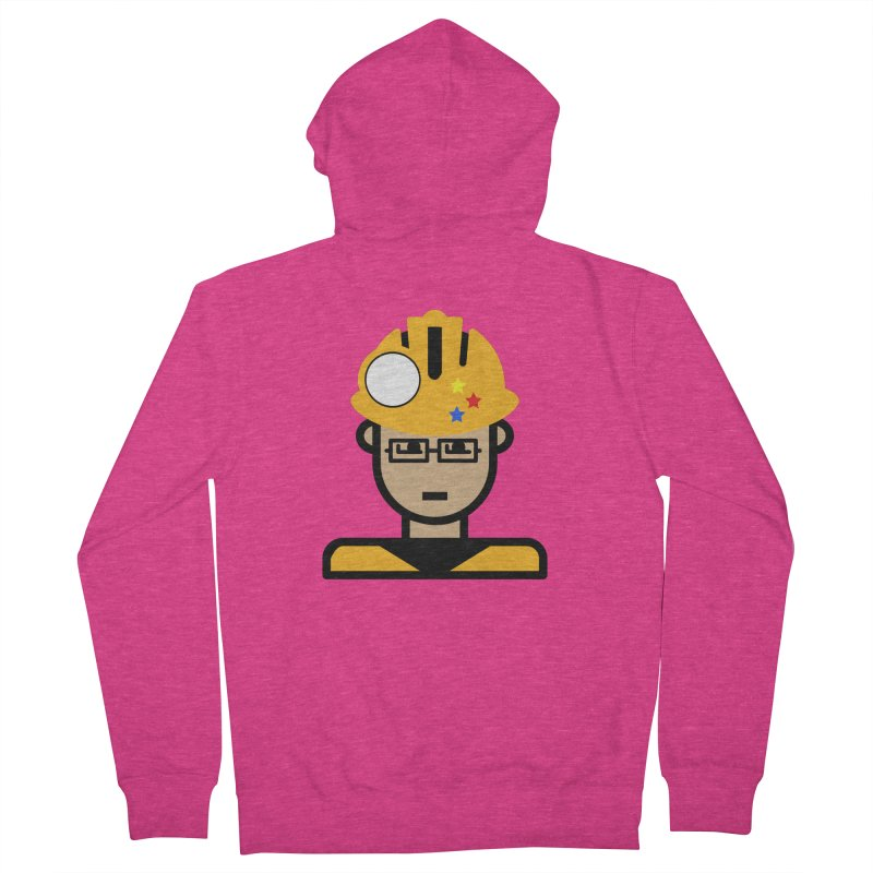 Team Chris Women's French Terry Zip-Up Hoody by Universehead Podcast Network Store
