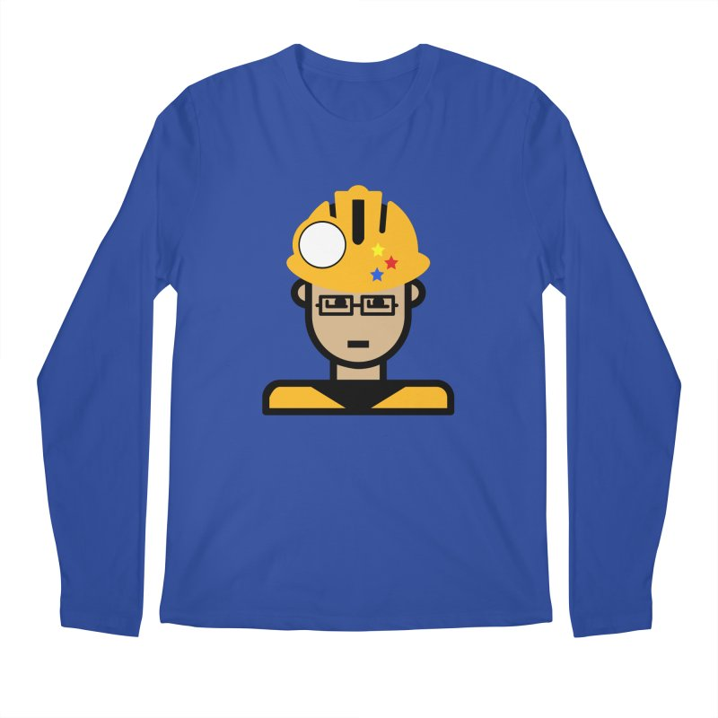 Team Chris Men's Regular Longsleeve T-Shirt by Universehead Podcast Network Store